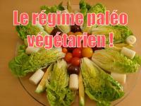 Le régime paléolithique: 8/8 végétarisme et végétalisme