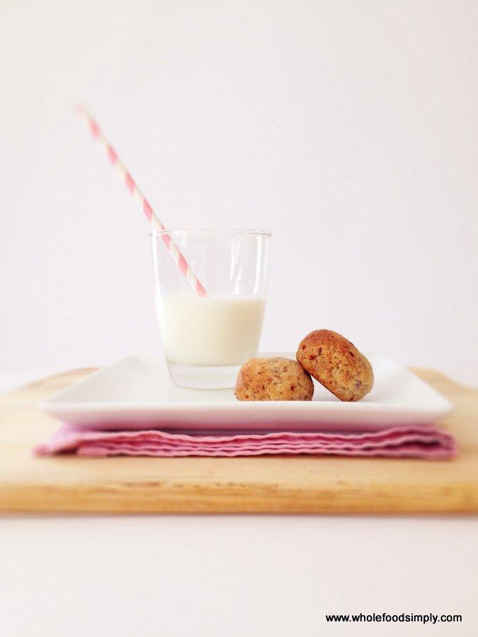 Biscuit sans lait sans œufs